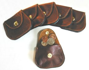 Accordian Coin Purse