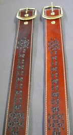 Tooled Belt