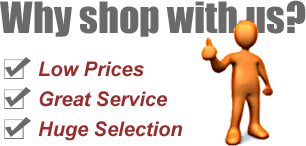 Why Shop with us?
