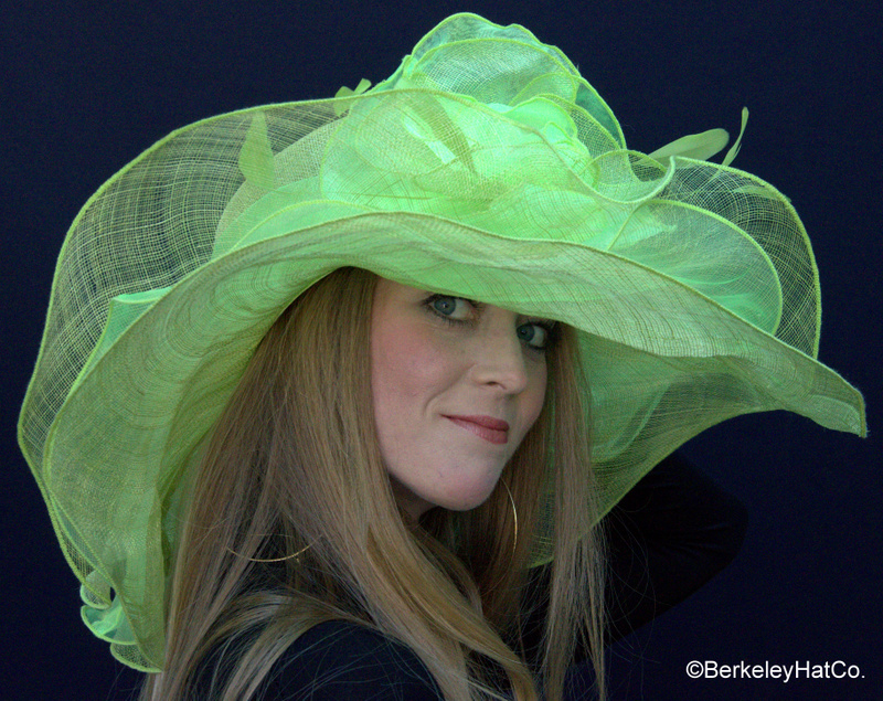 Women's Afternoon Tea Party Hat