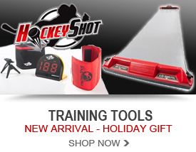 JUST ARRIVED! Hockey Shot Training Tools!