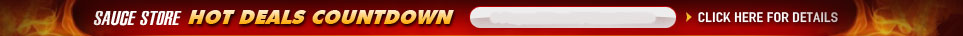 Sauce Store's Deal of the Day