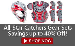 All-Star Catchers Gear Sets on Sale
