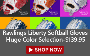 Rawlings Liberty Advanced Gloves On Sale