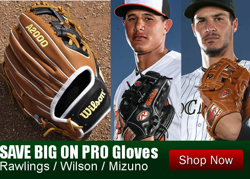 Rawlings and Wilson Glove Sale