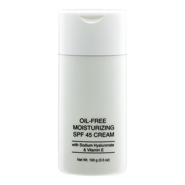 Anti-Aging Moisturizer SPF 45 with Sodium Hyakuronate and Broad-Spectrum Sun Protectant from Natural Dermatology