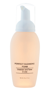 Foaming Facial Cleansers for Sensitive Skin