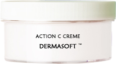 Action C Creme for Med Spa, Home Spa & Professional Skin Care from DermaSoft® Natures Dermatology