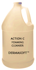 Action C Foaming Cleanser for Med Spa, Home Spa & Professional Skin Care from DermaSoft® Natures Dermatology