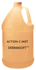 Action C Mist for Med Spa, Home Spa & Professional Skin Care from DermaSoft® Natures Dermatology