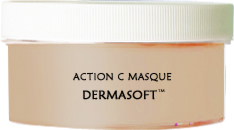 Action C Peel Off Masque for Med Spa, Home Spa & Professional Skin Care from DermaSoft® Natures Dermatology
