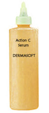 Action C Serum for Med Spa, Home Spa & Professional Skin Care from DermaSoft® Natures Dermatology
