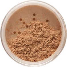 Champagne Dust Mineral Shimmer Powder from Natural Hypoallergenic Beauty & Cosmetics