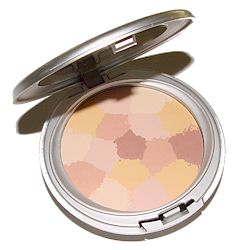 Collage Powder - Hypoallergenic, Oil-Absorbing Face Powder including Color Swirls Blush Glow Powder