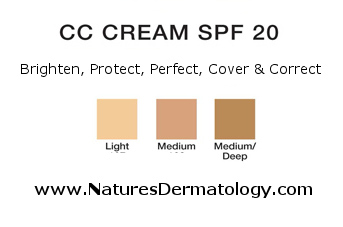 Color Correction cream - CC Cream