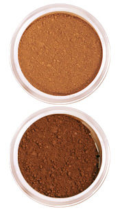 DARK Minerals Sheer Mineral Foundation Powder - Oil Free, Fragrance Free, Hypoallergenic Mineral Face Powder. Mineral Foundation Powder is Dermatologist Recommended for Sensitive Skin.