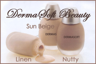 Illuminating Liquid Foundation with Ginseng - Hypoallergenic, Oil Free Liquid Foundation with Anti-Aging Ginseng and Anti-Oxidants from DermaSoft® Dermatology & Skin Care