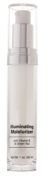 Anti-Aging Illuminating Moisturizer with Green Tea, White Tea, Retinol, Nutilayer and Ginseng from Natures Dermatology