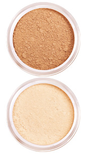 Light Minerals Sheer Mineral Foundation Powder - Oil Free, Fragrance Free, Hypoallergenic Mineral Face Powder. Mineral Foundation Powder is Dermatologist Recommended for Sensitive Skin.