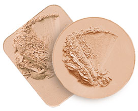 View Matte Golden Pressed Powder from DermaSoft™ Skin Care, Beauty & Cosmetics