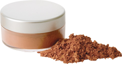 Mineral Glow Powder Terra Glow from DermaSoft Cosmetic