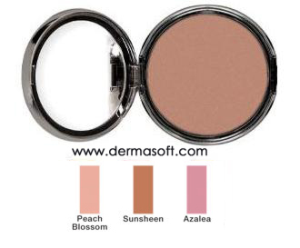 Mineral Sheer Finishing Powder - Oil Free, Fragrance Free, Hypoallergenic Mineral Face Powder. Mineral Powder is Dermatologist Recommended for Sensitive Skin. DermaSoft Sheer Beauty.