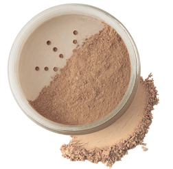 Nude Mineral Powder Foundation Makeup from DermaSoft™ Hypoallergenic Beauty & Cosmetics