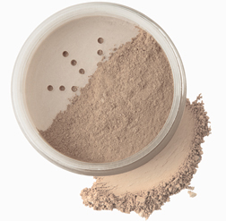 Sand Mineral Powder Foundation Makeup from DermaSoft™ Hypoallergenic Beauty & Cosmetics