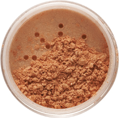 Mineral Shimmer Powder Sun Dust from Natural Skin care Shops Cosmetic