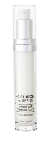 Anti-Aging Moisturizer SPF 15 with Retinol and Broad-Spectrum Sun Protectant from Natural Dermatology