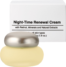 Retinol Cream & Lotion Kit for Face & Eyes with Active Retin A Natural Dermatology for Sensitive Skin
