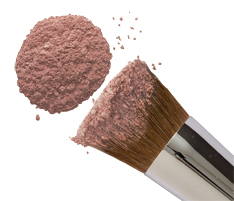 Rose Light Mineral Blush Powder from Natural Hypoallergenic Beauty & Cosmetics