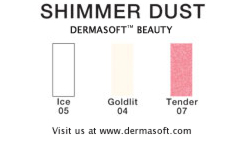 Sun Dust Sheer Mineral Shimmer from DermaSoft™ Luxury Beauty & Cosmetics