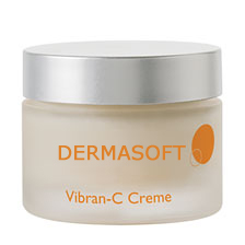 Vitamin C Cream Anti-Aging Facial Treatment from DermaSoft™ Natures Dermatology
