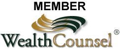 Member, WealthCounsel estate planning attorneys