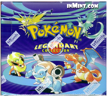 inMint.com - Pokemon: Legendary Collection Booster Sealed ...