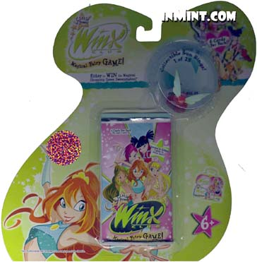 inMint com - Winx Club: Circle of Power Booster Pack w/ Ring (6