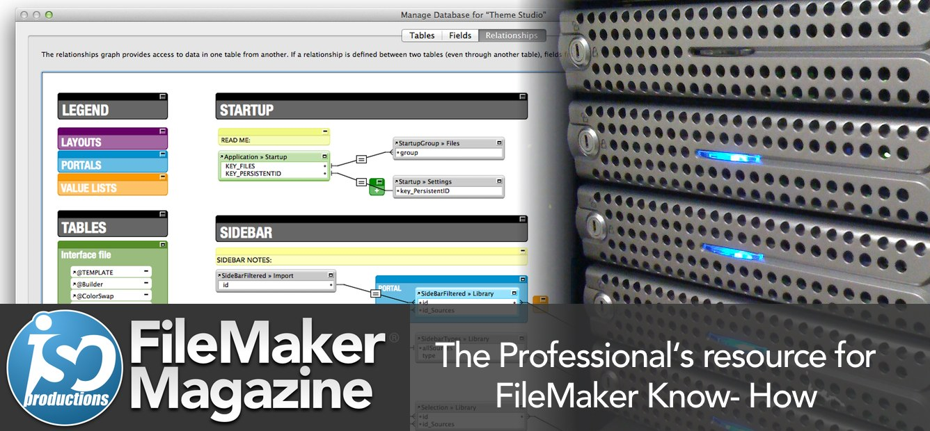 Iso 39 s filemaker for Filemaker go templates