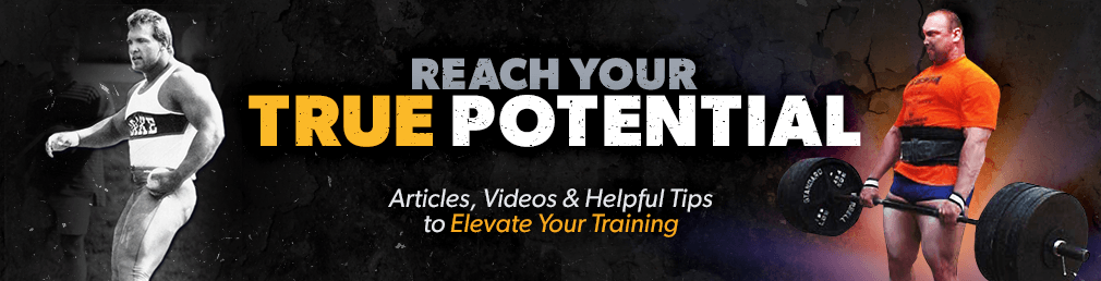 Reach your true potential: Articles, Videos & Helpful Tips to Elevate Your Training