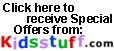 Special Offers Signup