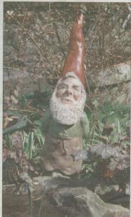 Article featured the Kimmel Gnome 'MerryWeather'