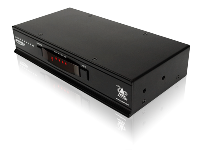 Adder PRO (AV4PRO) Single Monitor, Dual Monitor, Triple Monitor, or Quad Monitor VGA KVM Switch
