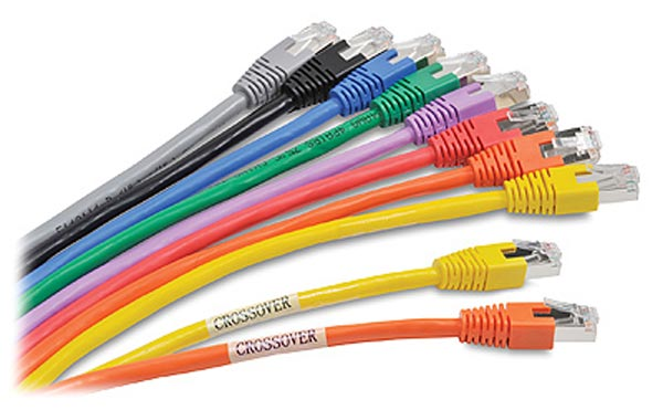 1 to 500ft CAT5, CAT6, CAT7 Cables