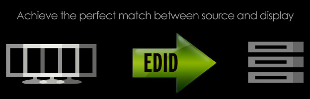EDID Management Banner