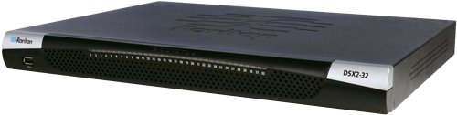 Raritan Dominion DSX2 Enterprise Serial Console Servers - 4 to 48 Port, Dual-AC, Dual-DC, Modem, Dual-LAN
