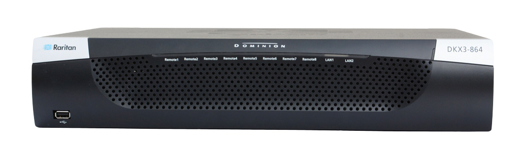 Raritan DKX3 KVM Over IP Switch