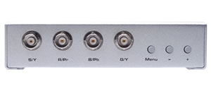 EXT-DVI-2-RGBSS Back Panel