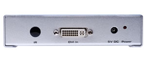 EXT-DVI-2-RGBSS Front Panel