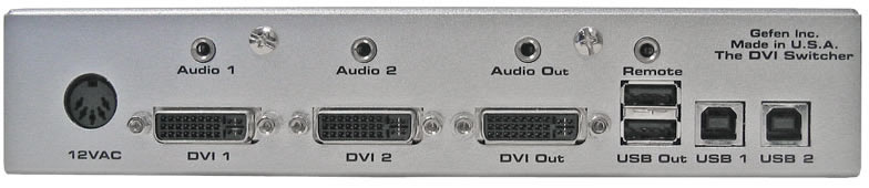 Gefen Dvi Switcher