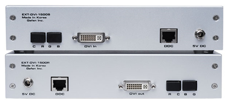Gefen DVI-1500HD Extender Back View